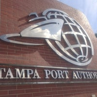 Photo taken at Port of Tampa by Jennifer D. on 1/10/2013