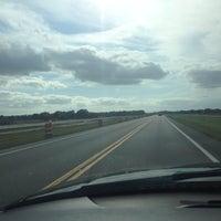 Photo taken at Orange Barrel Highway by Jennifer D. on 11/24/2013