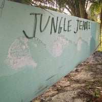 Photo taken at Jungle Jeanie By The Sea by Logan C. on 2/15/2013