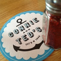 Photo taken at Connie and Ted's Seafood by Todd B. on 6/9/2013