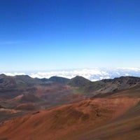 Photo taken at Haleakalā National Park by Erin L. on 8/12/2013