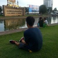 Photo taken at The Vintage@ตลาดนัด การกีฬาแห่งประเทศไทย by Bang 5. on 5/25/2013