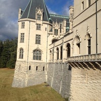 Photo taken at The Biltmore Estate by Christie W. on 12/22/2012