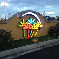 Photo taken at Paseo de las Flores by Sergio R. on 3/2/2013