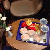 Photo taken at McDonald's by Алексей Ч. on 10/18/2015