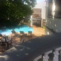 Photo taken at Casa de Santo Antônio - Hotel de Charme by Ale M. on 1/16/2017