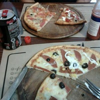 Photo taken at Papsi Pizza by Fatih S. on 1/26/2013