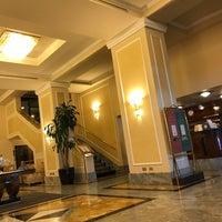 Photo taken at Doria Grand Hotel by Marine D. on 7/23/2017