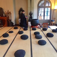 Photo taken at San Francisco Zen Center by Sean F. on 12/10/2016