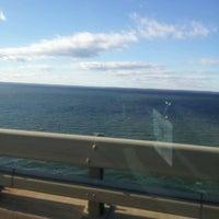 Photo taken at Norris Bridge by Danielle B. on 12/27/2012