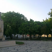 Photo taken at Jardim da República by Pedro Silva P. on 8/14/2013