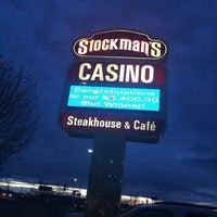 Photo taken at Stockmans Casino by Yenken . on 3/10/2014