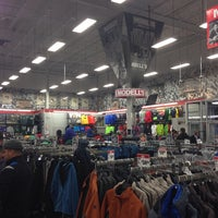 Photo taken at Modell's Sporting Goods by Hector V. on 12/1/2013