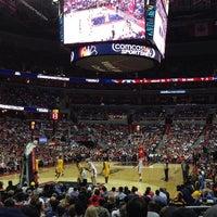 Photo taken at Washington Wizards by Kenisha B. on 5/12/2014