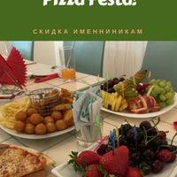 7/24/2017에 Antonina V.님이 Pizza Festa에서 찍은 사진