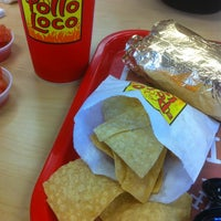 Photo taken at El Pollo Loco by Ahmad A. on 1/8/2013
