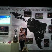 Foto tirada no(a) Memorial do Corinthians por Murilo B. em 1/4/2013