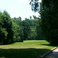 Photo taken at Alpine Golf Course by Ryan S. on 7/5/2013