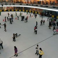 Photo taken at Sky Rink Ice Skating by Dini S. on 6/6/2013
