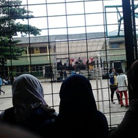 Photo taken at SMPN 1 CILEUNGSI by Sherinda Rizky S. on 6/20/2013