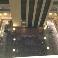 Photo taken at Crowne Plaza by Eduardo L. on 6/1/2013