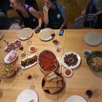 Foto diambil di Foodsteps oleh Yoav H. pada 9/16/2013