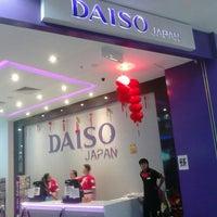 Photo taken at Daiso Japan by Kay K. on 2/2/2014