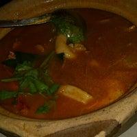 Photo taken at Pormtip Thai BBQ Seafood Restaurant by Nurulhafizah M. on 12/24/2012
