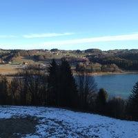 Das Foto wurde bei Sheraton Fuschlsee-Salzburg Hotel Jagdhof von Sanders A. am 12/31/2012 aufgenommen