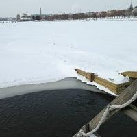 Foto tirada no(a) Uunisaari / Ugnsholmen por Aki K. em 3/3/2013