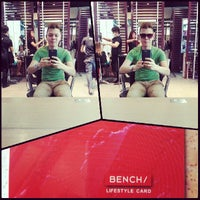 Photo taken at Bench FIX Salon by Jhe R. on 7/1/2013