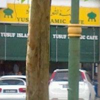 Photo taken at Yusuf Islamic Cafe by Jerunai K. on 12/25/2012