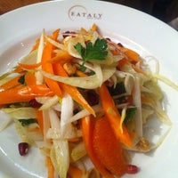 Photo taken at Le Verdure @ Eataly by Vanessa on 4/6/2013