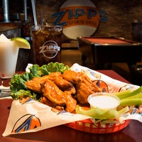 Photo taken at Zipps Sports Grill by Phoenix New Times on 8/13/2014