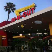 Photo taken at In-N-Out Burger by Mohammad A. on 7/24/2013