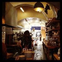 Photo taken at E5 Bakehouse by Per A. on 6/8/2013