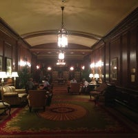 Photo taken at Omni Parker House by Margot W. on 7/24/2013