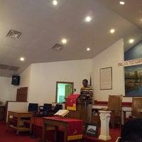 Photo taken at White Oak Baptist Church by Antonio G. on 3/30/2013