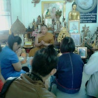 Photo taken at Wat Ton Pin by NuMin Alone Girl on 1/20/2013