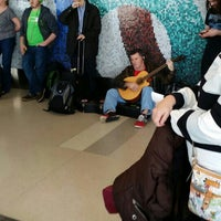 Photo taken at Gate A72 by Scott R. on 3/30/2014