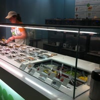 Photo taken at Pinkberry by PoP O. on 4/13/2012