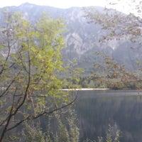 Photo taken at Slovenia by José P. on 9/26/2016
