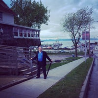 Photo taken at Shanty on the Shore by Eric F. on 5/24/2014