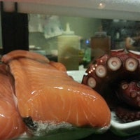 Photo taken at Umi Japanese Cuisine by Joel on 9/30/2012