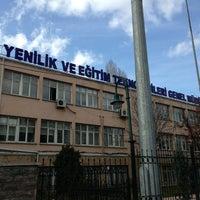 Photo taken at EBA - (Eğitim Bilişim Ağı) Head Office by Mehmet Enis Ü. on 2/19/2013