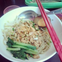 Photo taken at Mie Zhou by Wynda C. on 1/9/2013