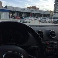 Photo taken at TÜVTÜRK Araç Muayene İstasyonu by Tolga Y. on 4/20/2017