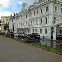 Das Foto wurde bei Усадьба Рукавишниковых von Mariya P. am 7/22/2013 aufgenommen