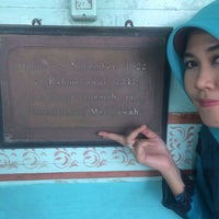 Photo taken at Keraton Amantubillah by Amalia A. on 7/31/2014