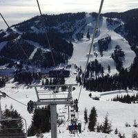 Photo taken at Cypress Mountain Ski Area by Jenn C. on 3/24/2013